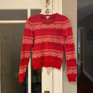 American Eagle Christmas Sweater